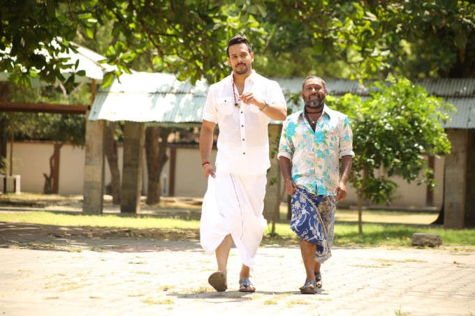 Bharath in kadugu film
