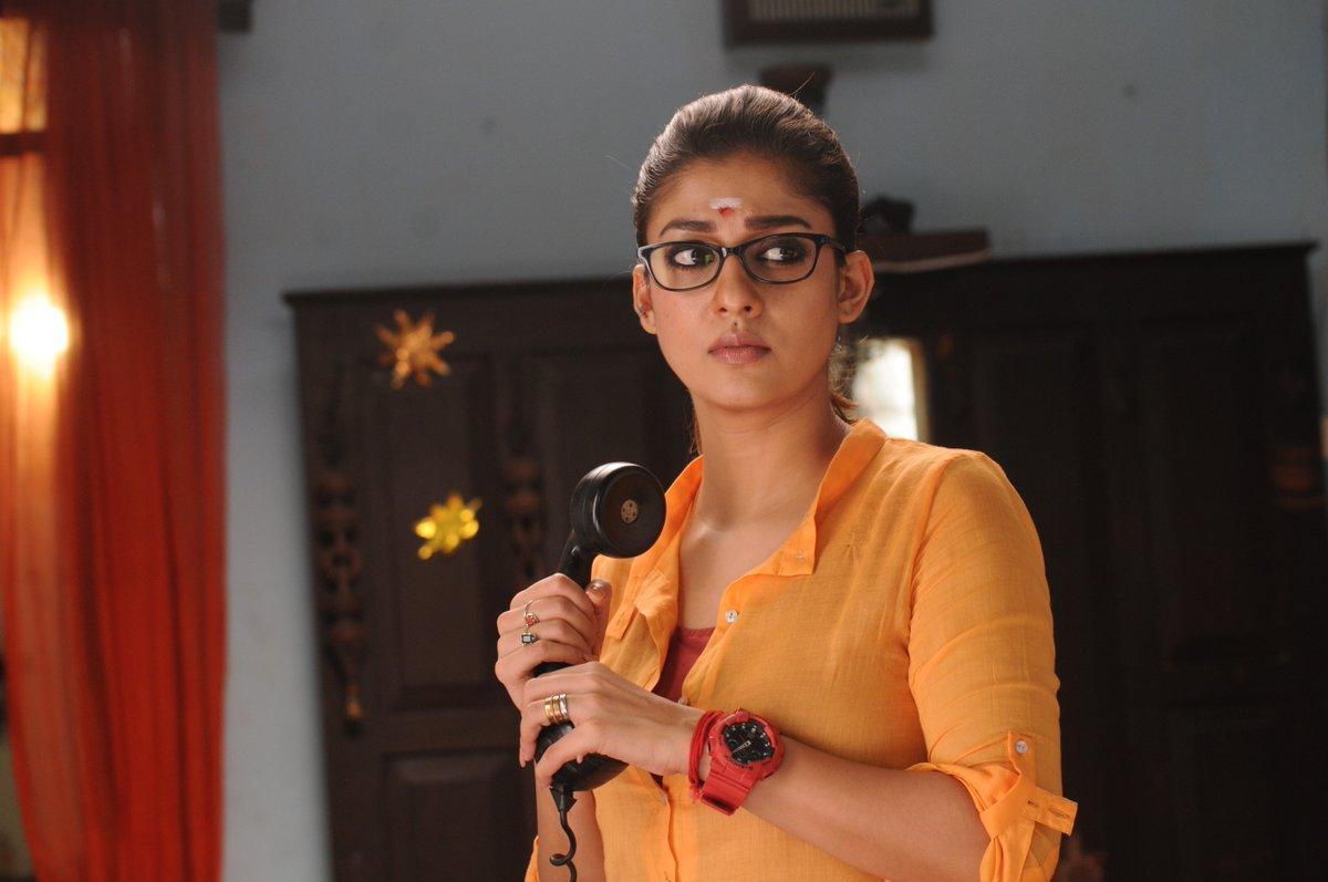 Nayanthara in dora film