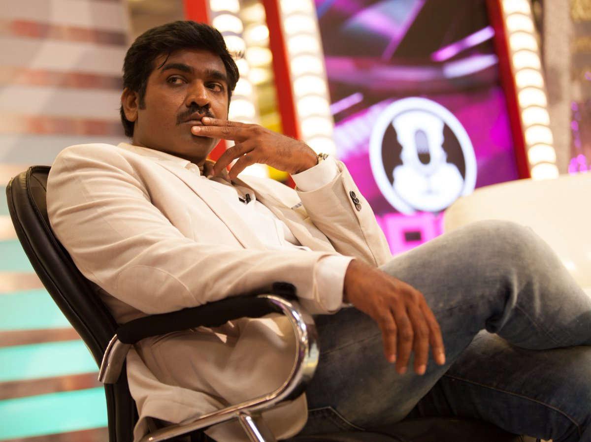Vijay sethupathi in kavan movie