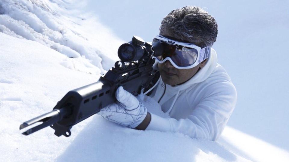 Ajithkumar vivegam film pictures