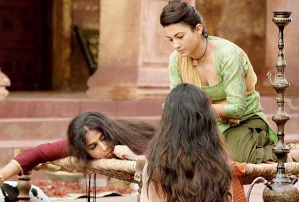 Begum jaan actress vidya balan pictures