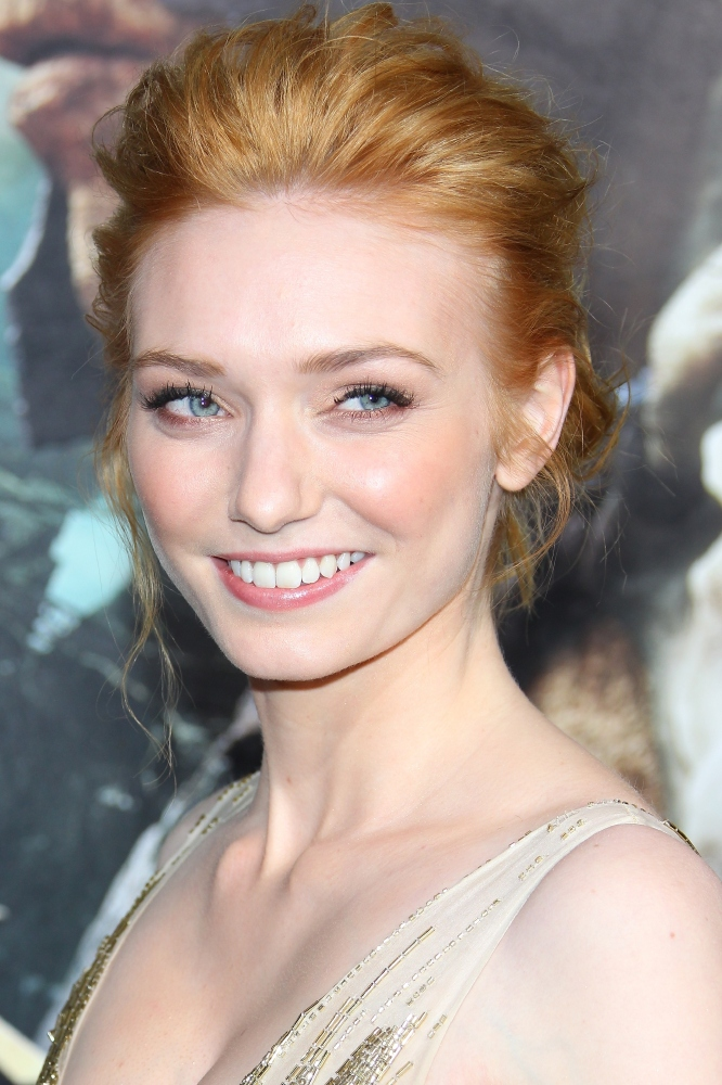 Eleanor tomlinson face pictures