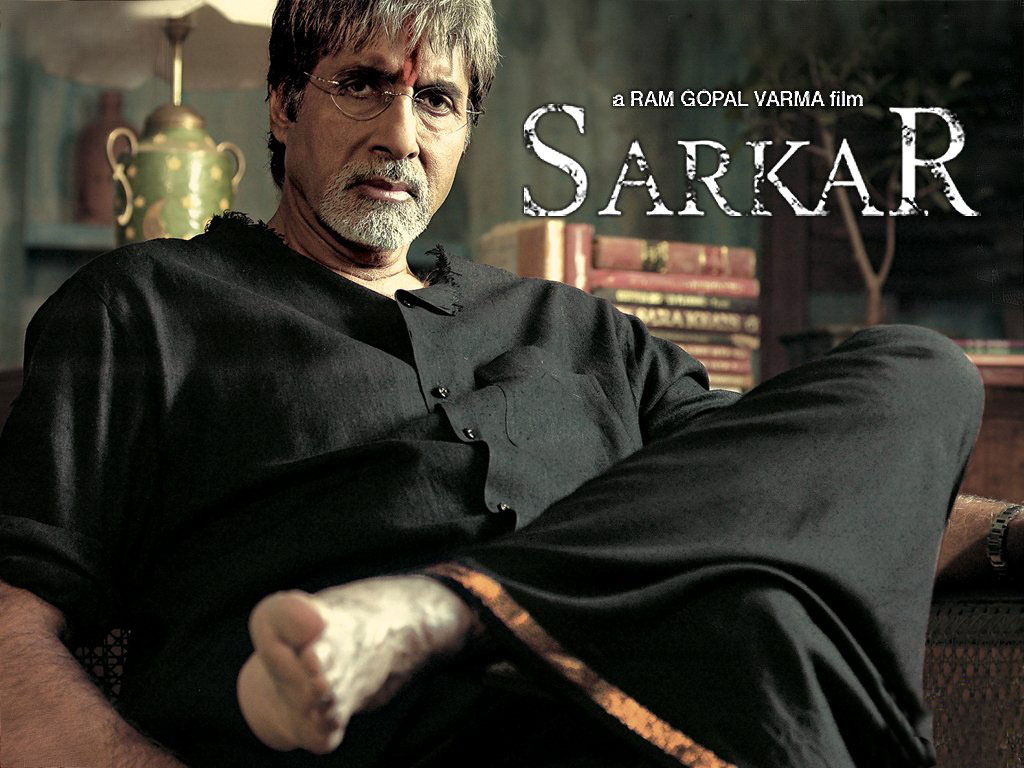Sarkar 3 amitabh bachchan poster
