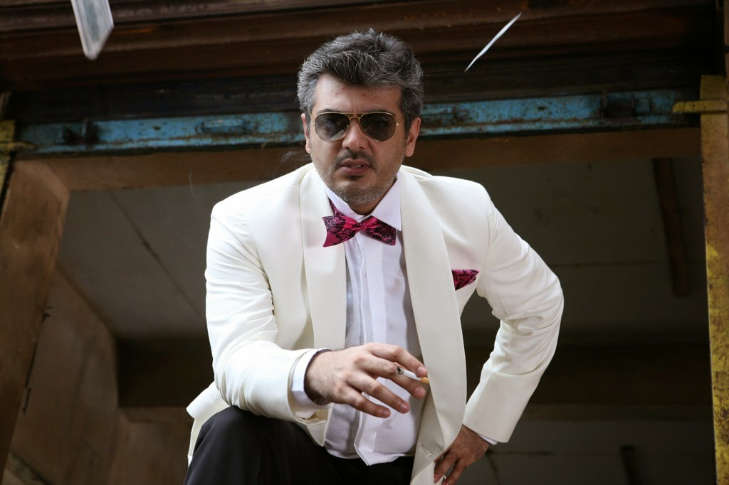 Ajith kumar mankatha wallpaper