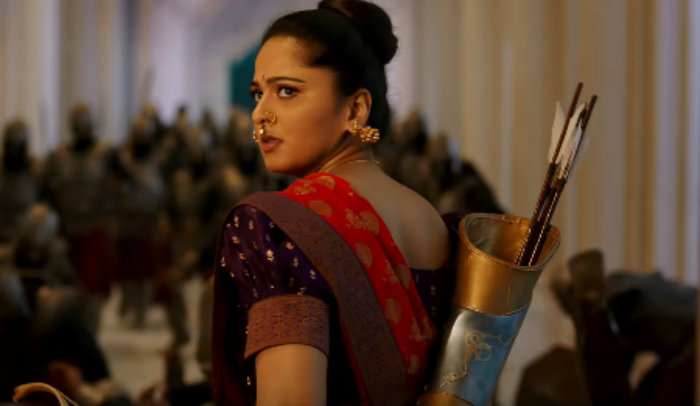 Anushka shetty baahubali cute photos