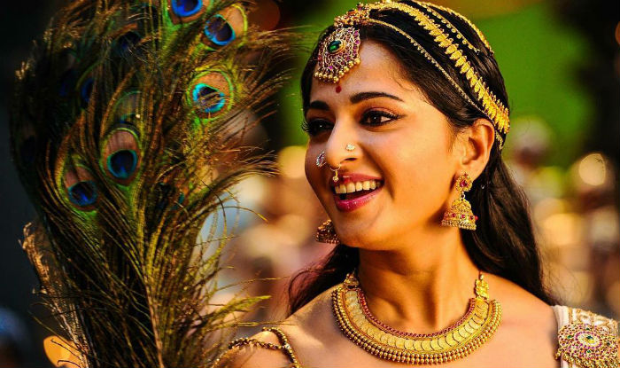 Baahubali anushka shetty stills