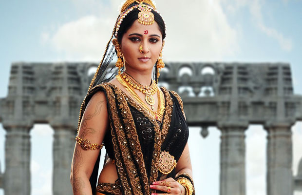 Baahubali anushka shetty film wallpaper