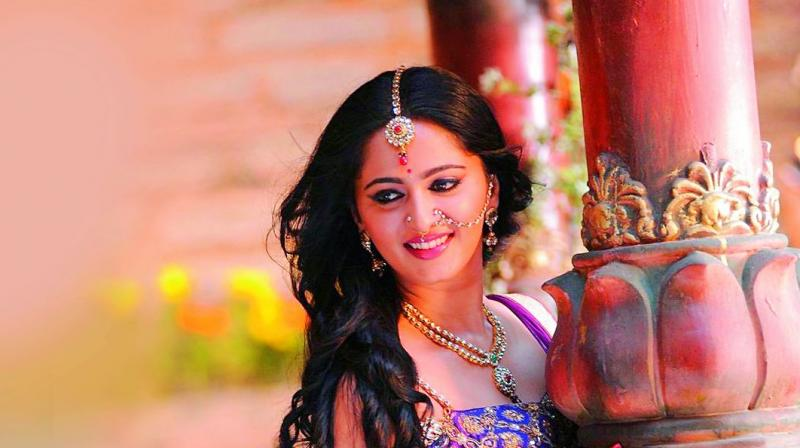 Baahubali anushka shetty wallpaper