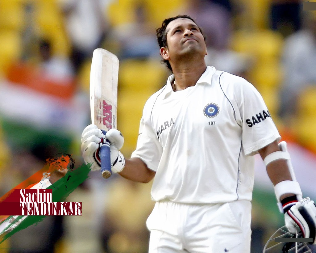 Sachin tendulkar cute wallpaper