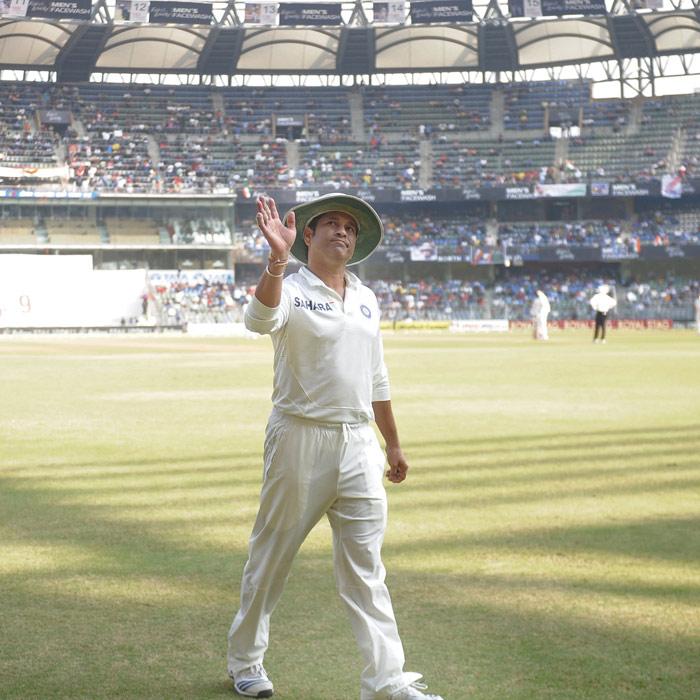 Sachin tendulkar test match image