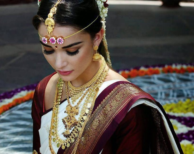 Amy jackson exclusive saree stills