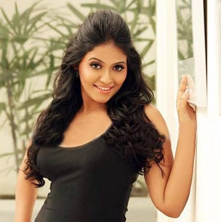 Anjali black dress image