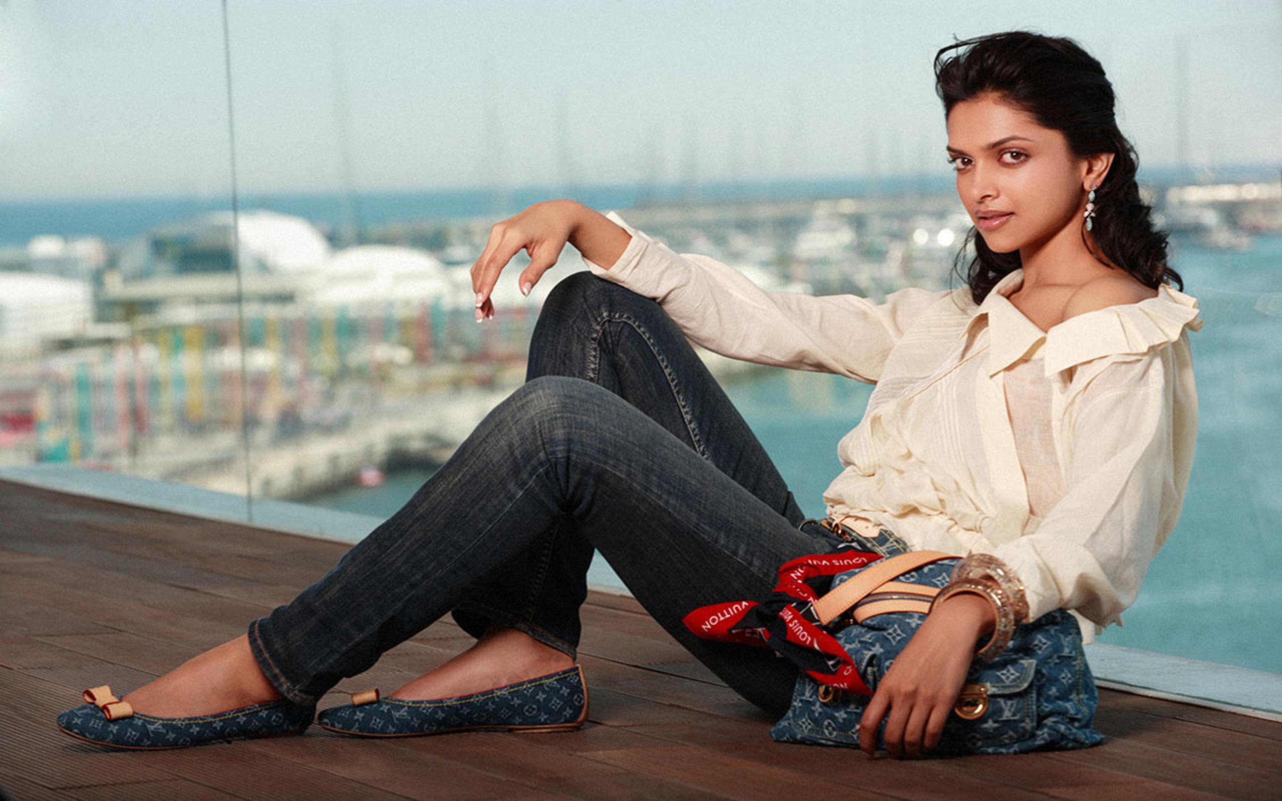 Deepika padukone photoshoot wallpaper