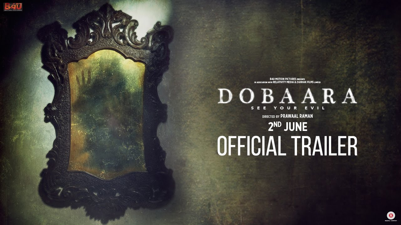 Dobaara movie first look poster