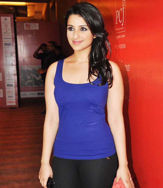 Indian actress parineeti chopra pics