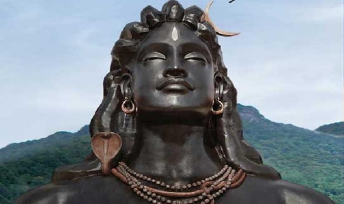 Isha yoga shivan pictures