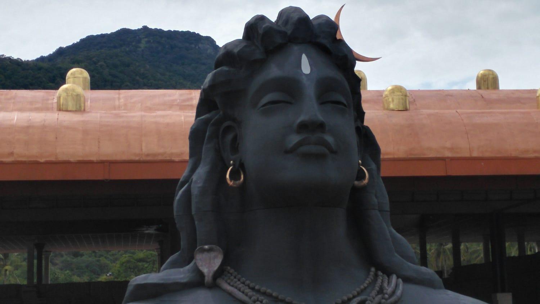 Isha yoga shivan stills