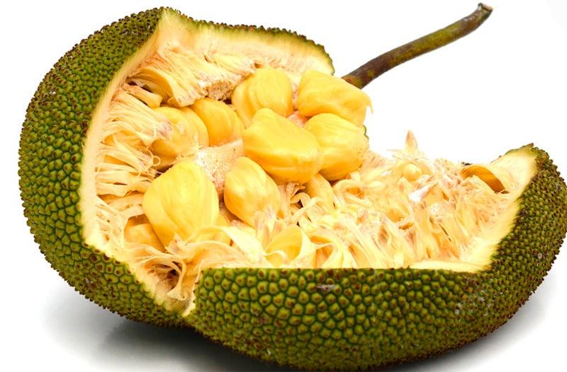 Jackfruit opened pictures