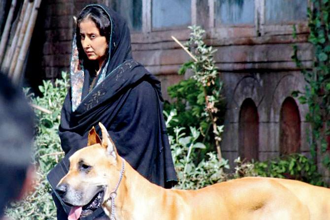 Manisha koirala in dear maya film