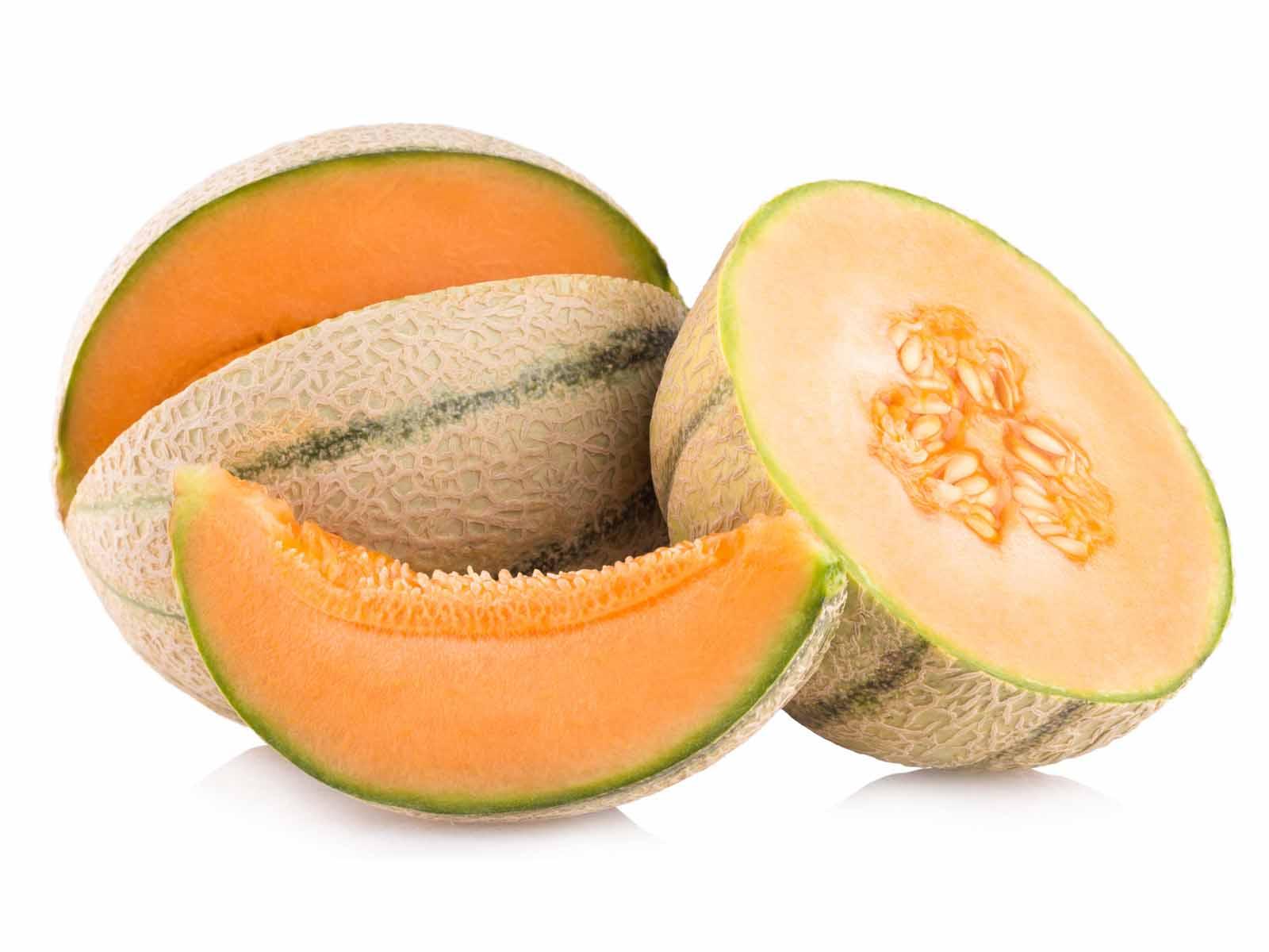 Muskmelon fruit photos