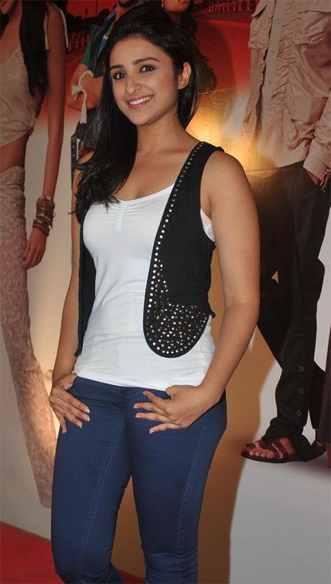 Parineeti chopra modeling dress images