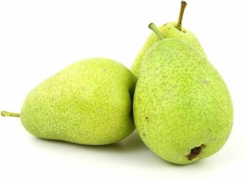 Pear fruits images