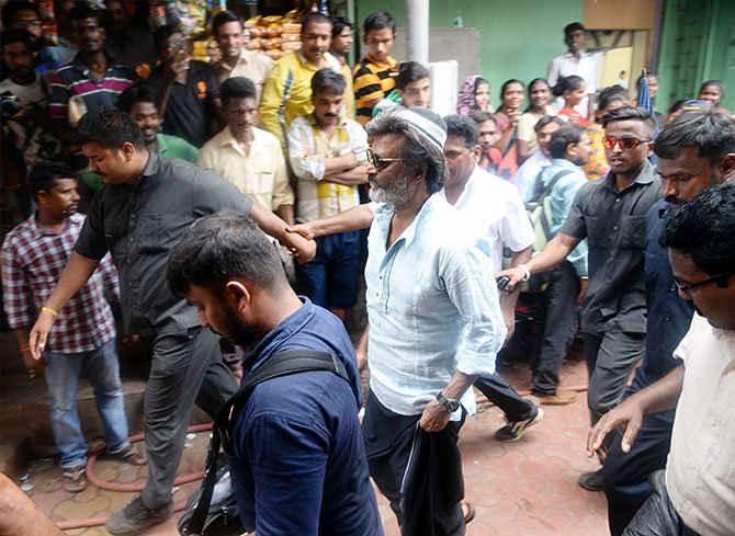 Rajinikanth kaala movie pics