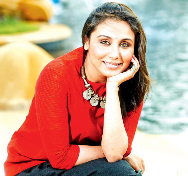 Rani mukerji young photos