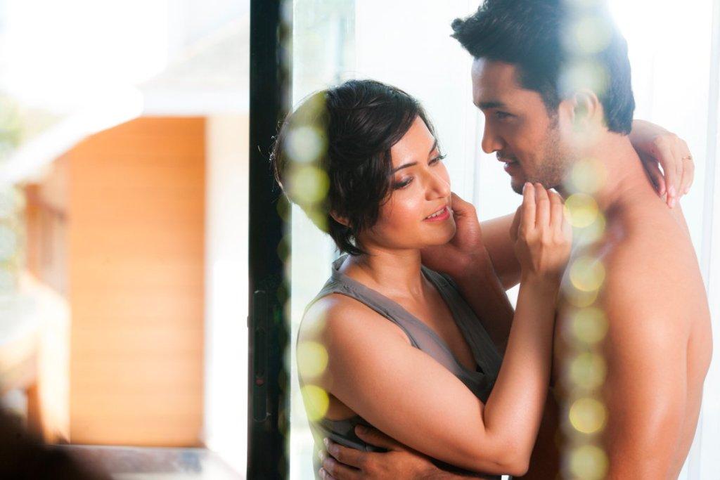 Raveena tandon sanjay suri in shab film