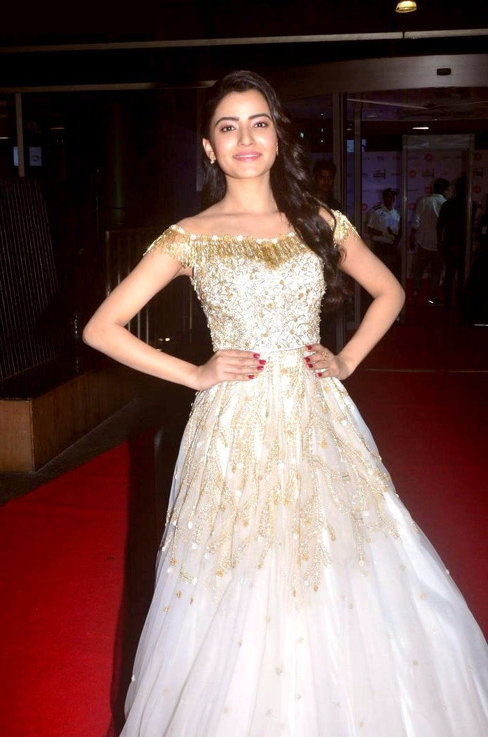 Rukshar mir white dress photoshoot slideshow