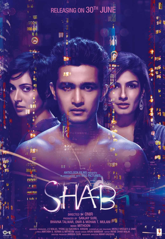 Shab hindi movie poster