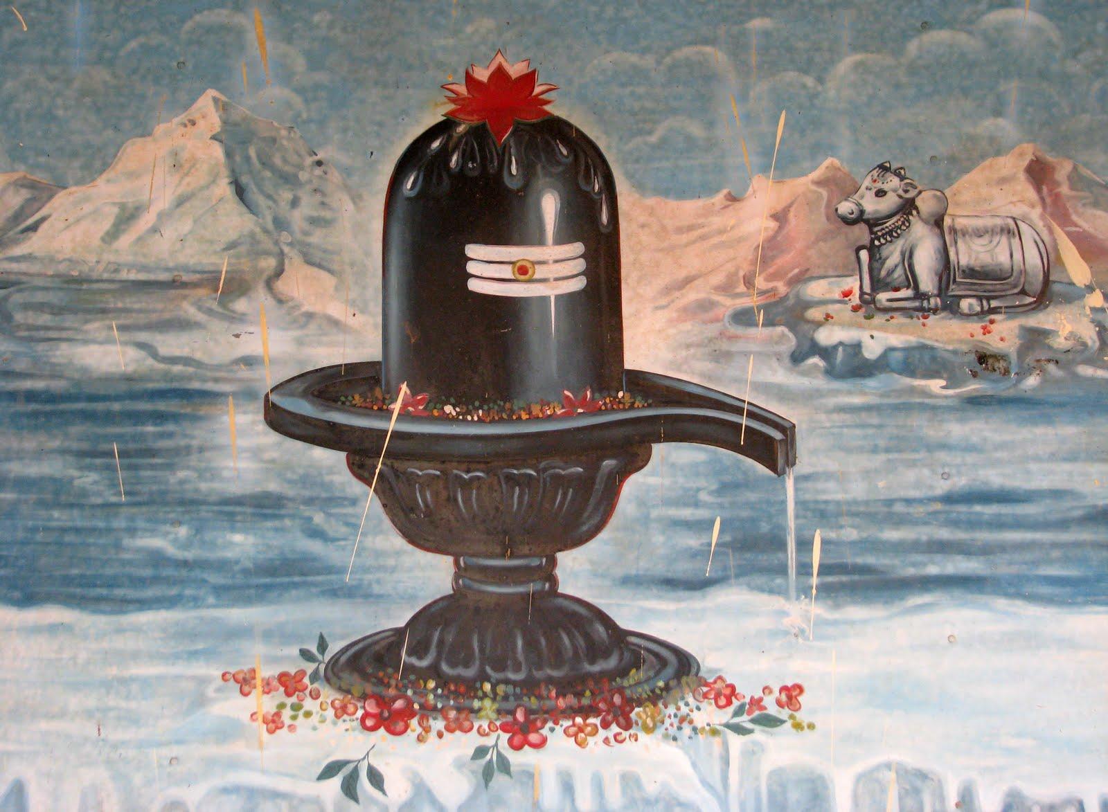 Shiva lingam god stills