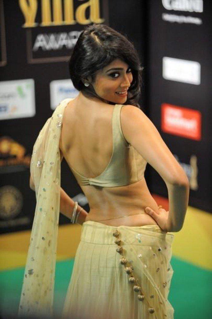 Shriya saran modeling backless photos