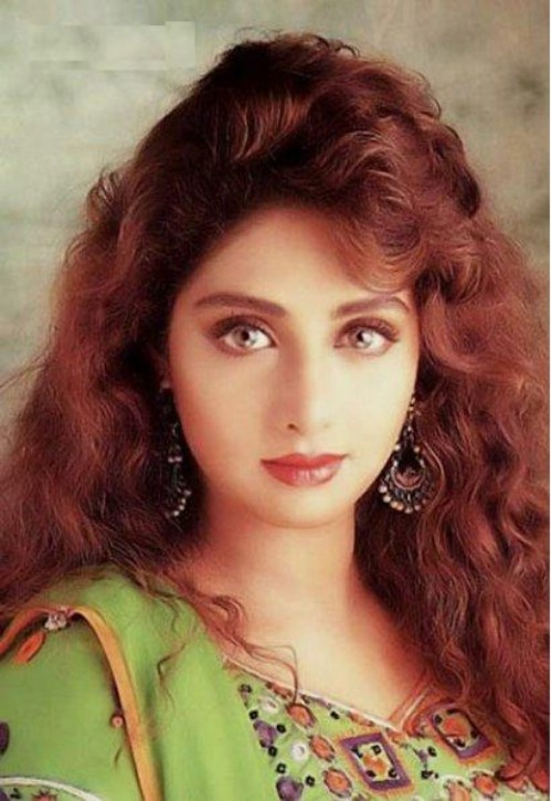 Sridevi young face images