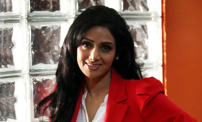 Sridevi young wallpapers