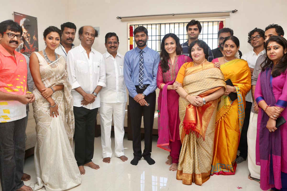 Velai illa pattathari 2 movie pooja photos
