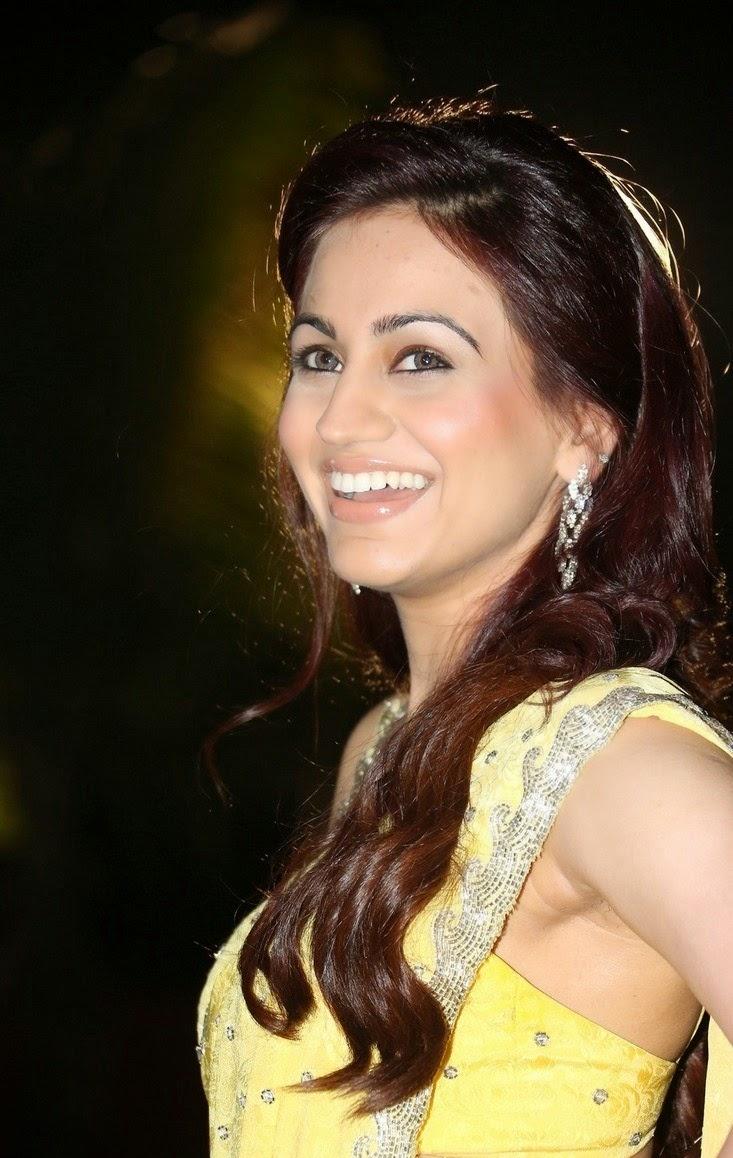 Aksha pardasany saree face photos