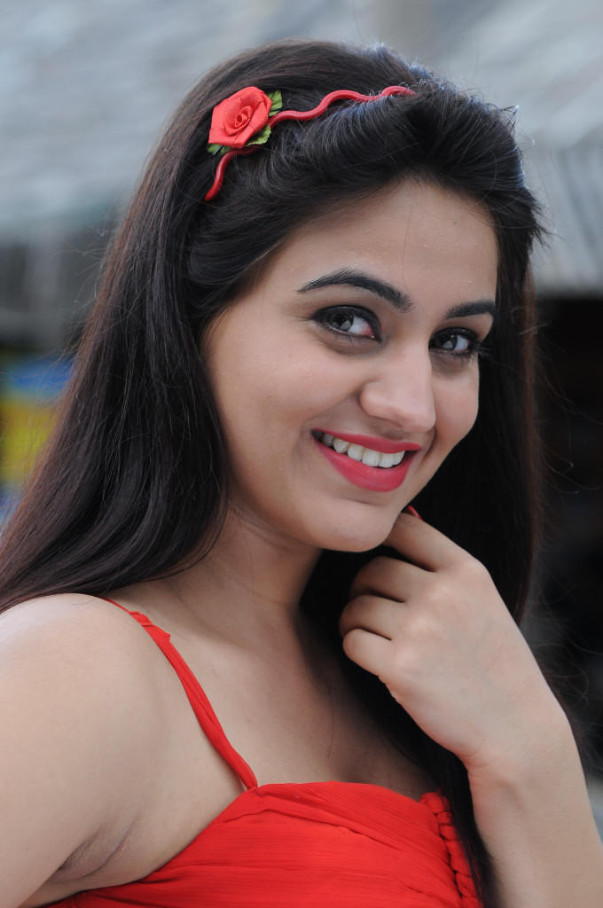 Aksha pardasany smile photos