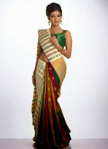 Amrita prakash saree pictures