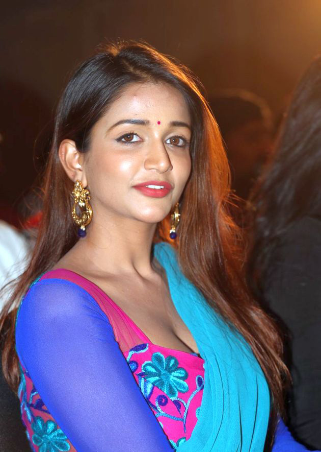 Anaika soti saree in function photos