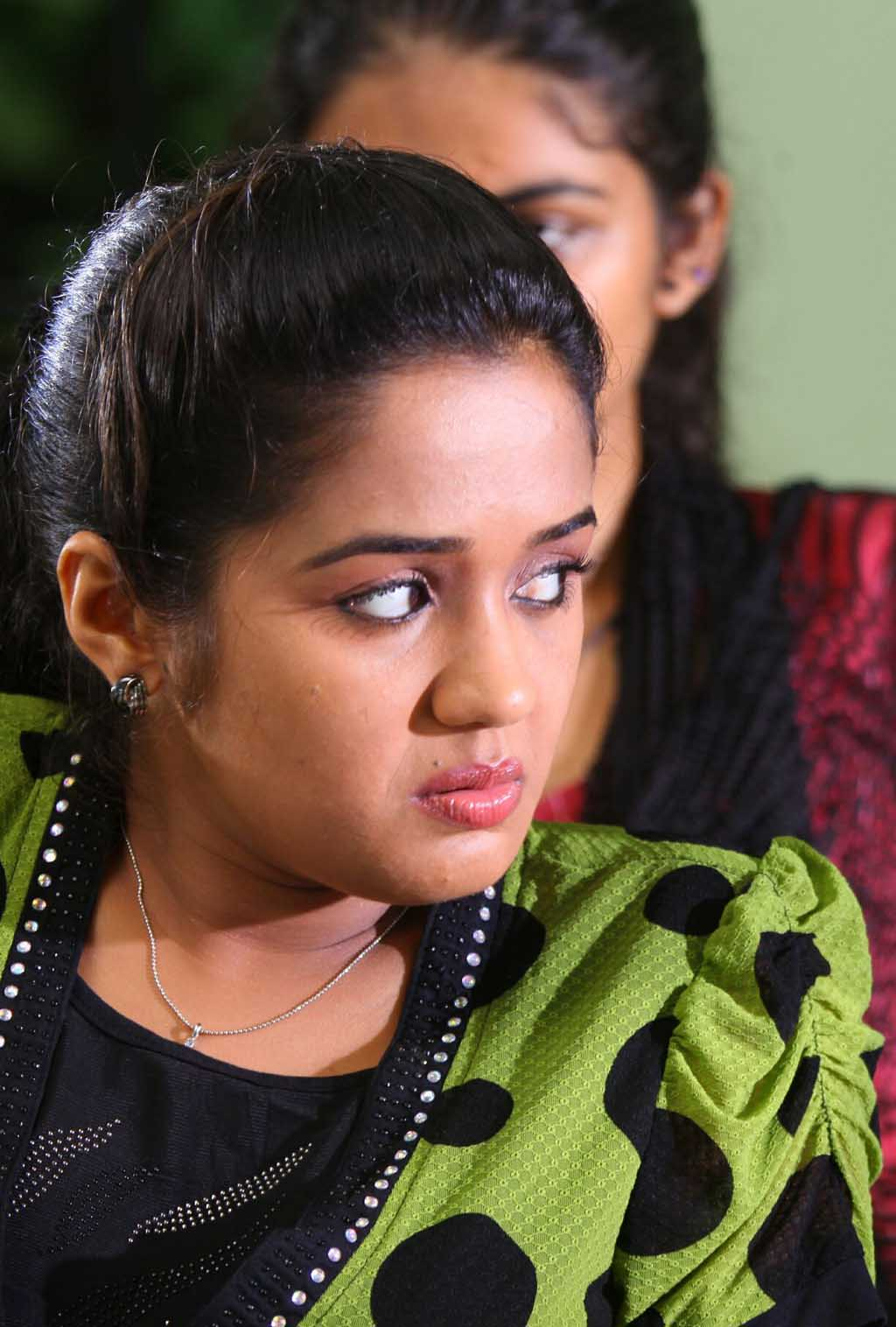Ananya cute face photos