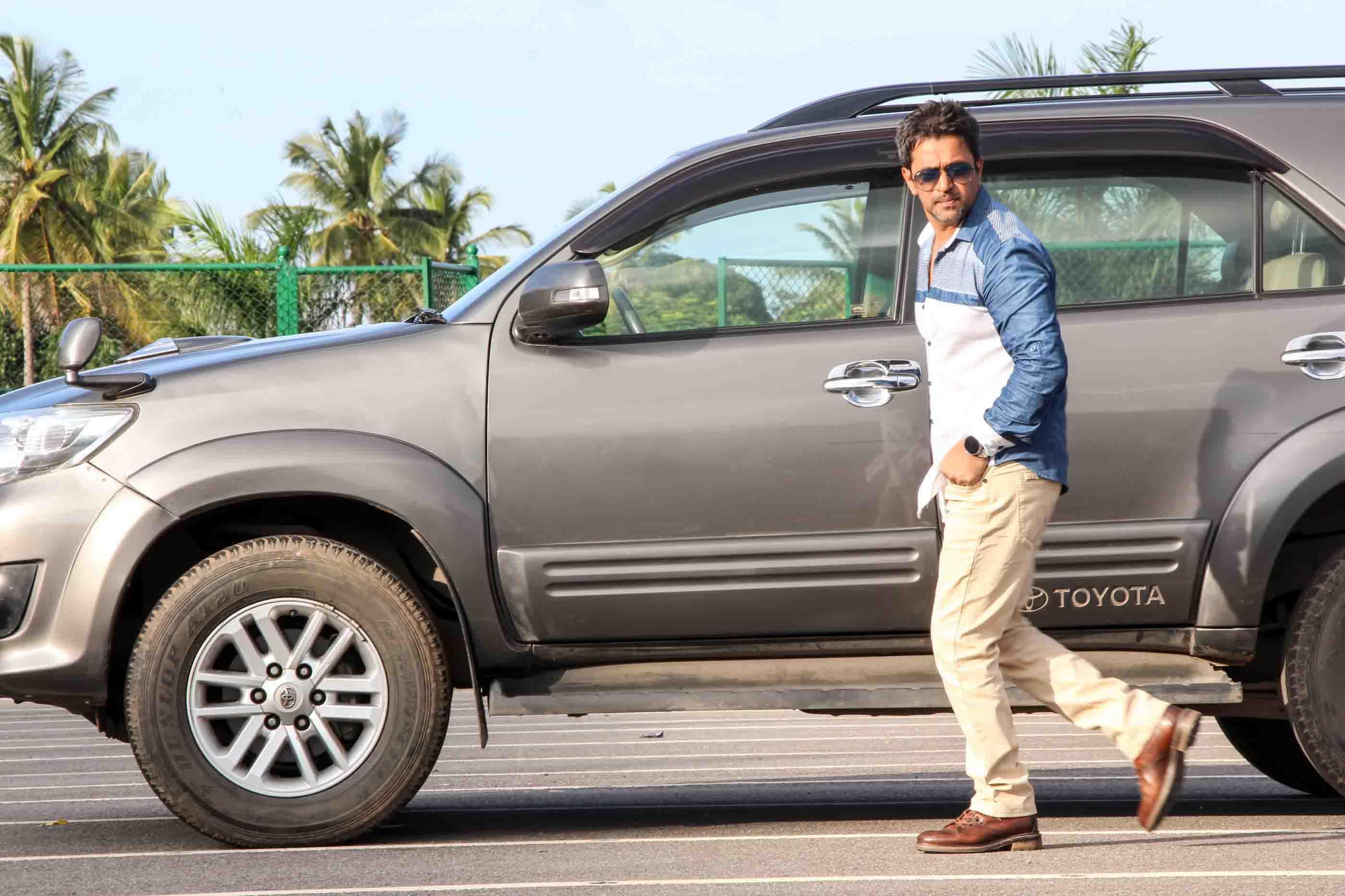 Arjun sarja upcoming film nibunan