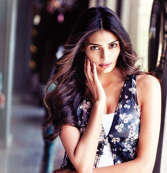 Athiya shetty photoshoot gallery