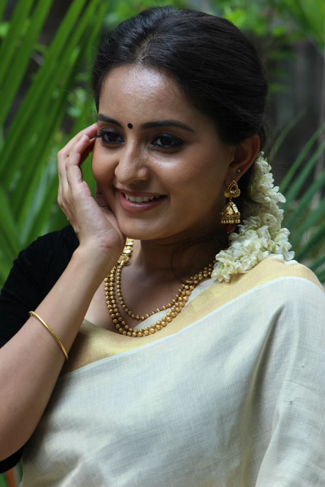 Bhama set saree photos