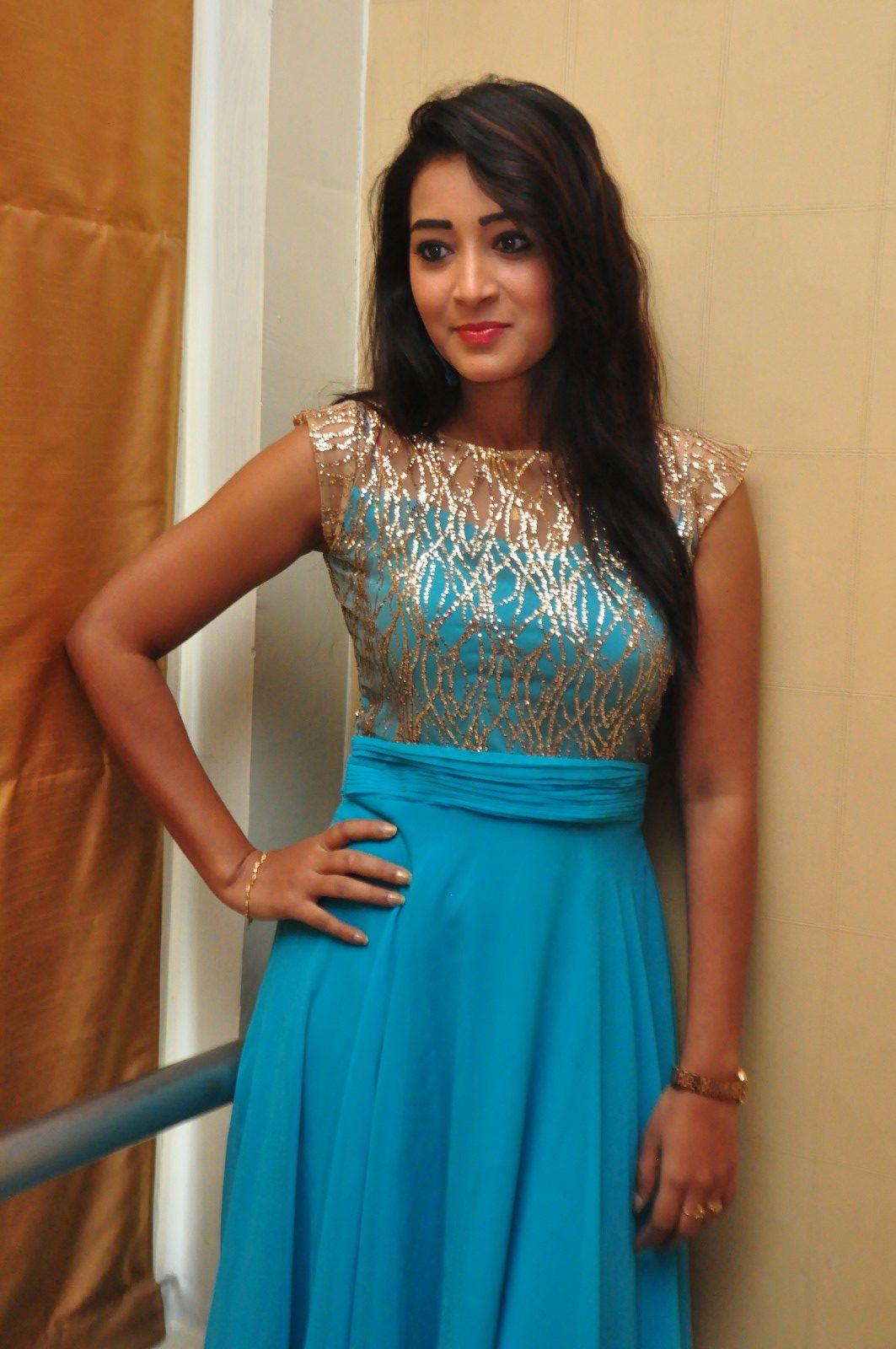Bhanu tripathi blue dress figure slideshow