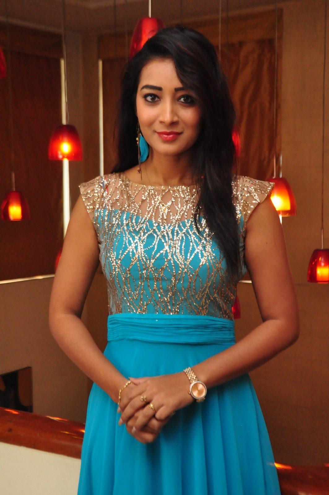 Bhanu tripathi blue dress unseen wallpaper