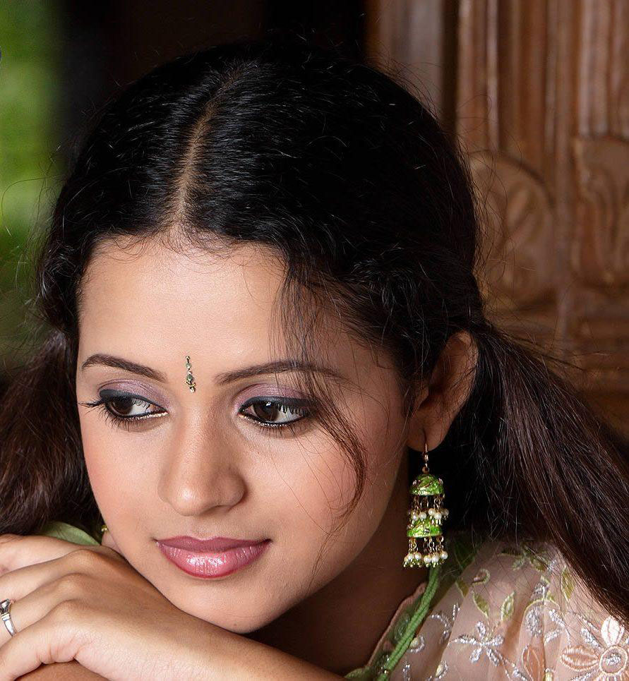 Bhavana cute face gallery