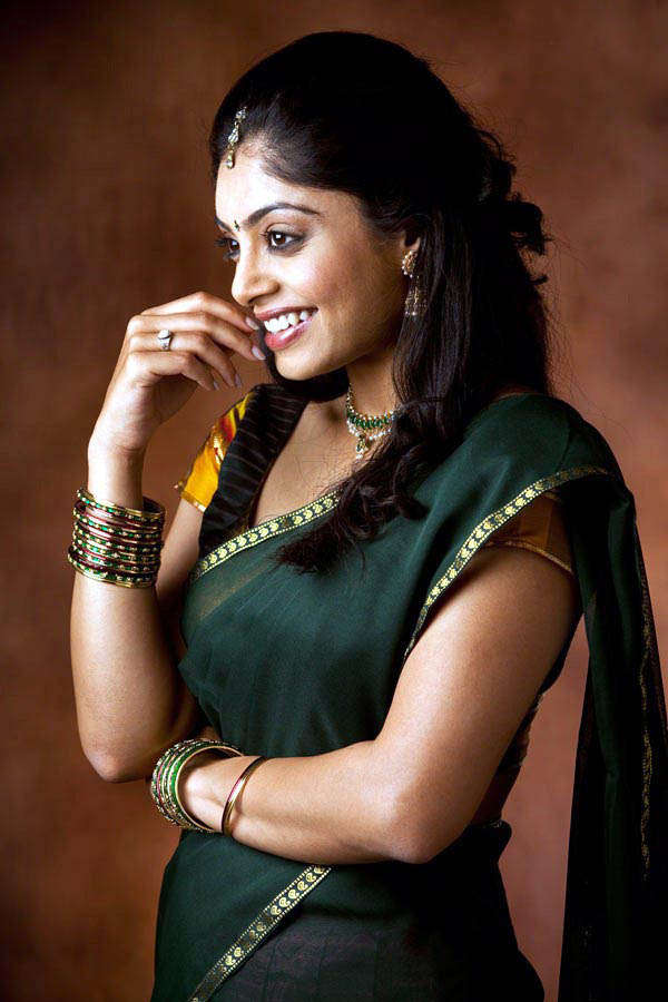 Bhavana rao saree photoshoot pics