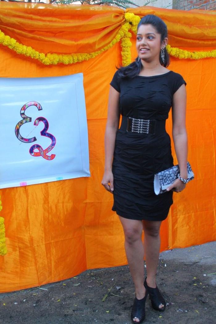 Chaya singh function photos