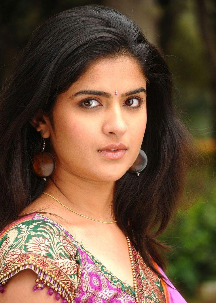 Deeksha seth saree face photos